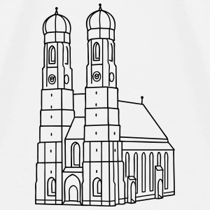 Munich Frauenkirche Other - Men's Premium T-Shirt