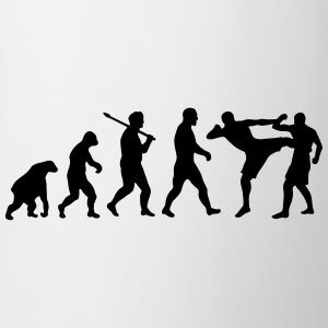 Evolution: Kick Boxing - Tasse