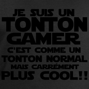 un tonton gamer - Sweat-shirt Homme Stanley & Stella