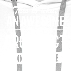 Awesome Architect - Männer Premium Hoodie