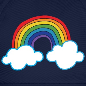 Rainbow: Gay Pride - Lesbian Pride Tee shirts - Casquette classique