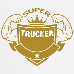 Super trucker T-Shirts - Cooking Apron