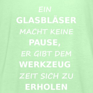 glasblaeser T-Shirts - Frauen Tank Top von Bella