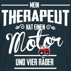 Mein Therapeut  Pullover & Hoodies - Männer T-Shirt