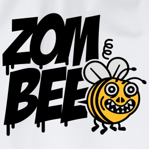 Zombee T-Shirts - Drawstring Bag