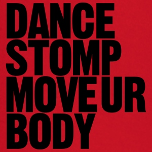 Dance Stomp Move Ur Body - Baby Langarmshirt
