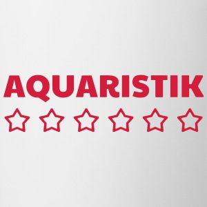 aquarium / vissen / waterplanten / biologie Kookschorten - Mok