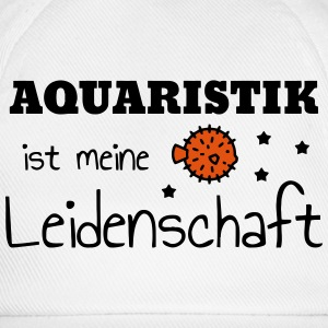 aquarium / vissen / waterplanten / biologie Shirts - Baseballcap