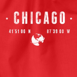 Chicago Shirts - Drawstring Bag