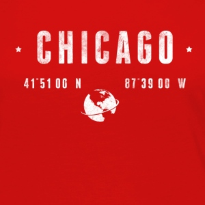 Chicago Shirts - Women's Premium Longsleeve Shirt