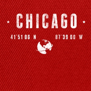 Chicago Shirts - Snapback cap