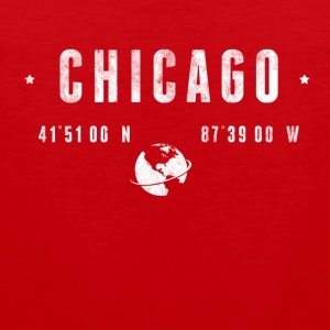 Chicago Shirts - Men's Premium Tank Top