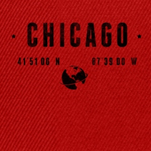 Chicago T-shirts - Snapback Cap