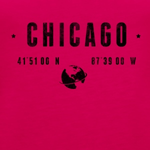 Chicago Shirts - Women's Premium Tank Top