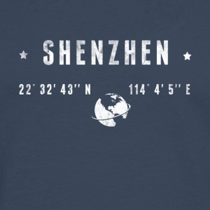 Shenzhen  Tee shirts - T-shirt manches longues Premium Homme
