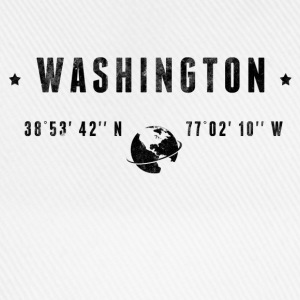 Washington Camisetas - Gorra béisbol
