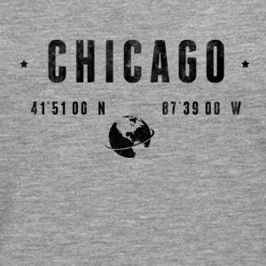 Chicago Tee shirts - T-shirt manches longues Premium Homme