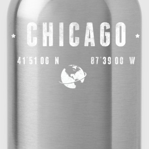 Chicago T-Shirts - Water Bottle