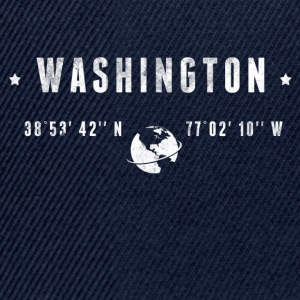 Washington Camisetas - Gorra Snapback