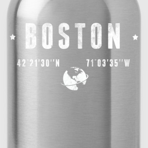 Boston Shirts - Water Bottle