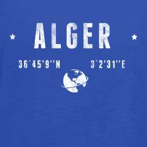 Alger Shirts - Women's Tank Top by Bella
