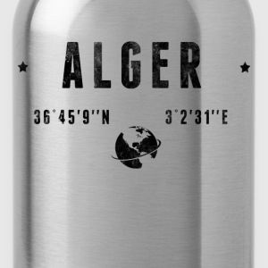 Alger Shirts - Water Bottle