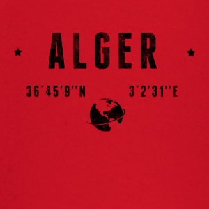 Alger Shirts - Baby Long Sleeve T-Shirt