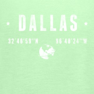 DALLAS Shirts - Women's Tank Top by Bella