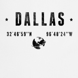 DALLAS T-Shirts - Cooking Apron