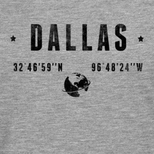 DALLAS T-Shirts - Men's Premium Longsleeve Shirt