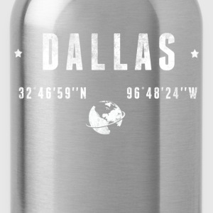 DALLAS T-Shirts - Water Bottle