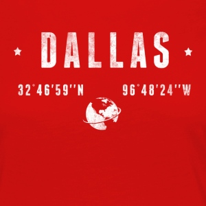 DALLAS T-Shirts - Women's Premium Longsleeve Shirt