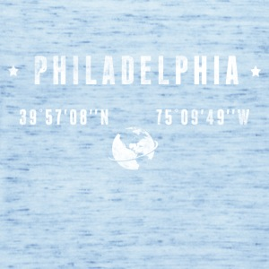 Philadelphia  Shirts - Women's Tank Top by Bella