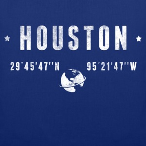 Houston  Magliette - Borsa di stoffa