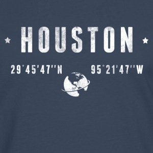 Houston  Tee shirts - T-shirt manches longues Premium Homme
