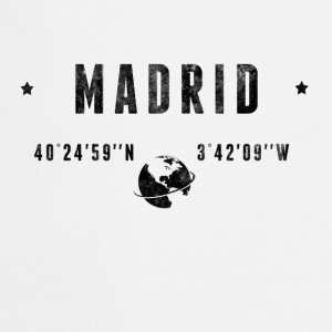 MADRID T-Shirts - Cooking Apron