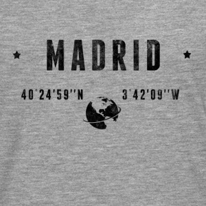 MADRID Tee shirts - T-shirt manches longues Premium Homme