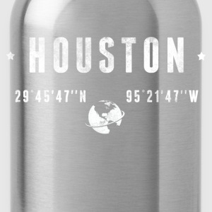 Houston  Shirts - Water Bottle