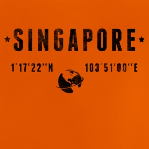 Singapour T-shirts - Baby-T-shirt