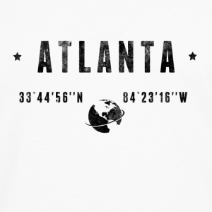 ATLANTA Shirts - Men's Premium Longsleeve Shirt