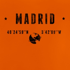 MADRID Shirts - Baby T-shirt