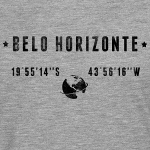 BELO HORIZONTE Tee shirts - T-shirt manches longues Premium Homme
