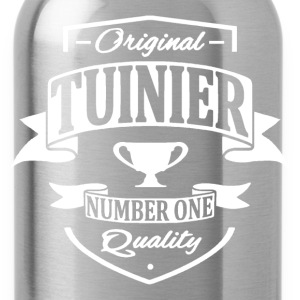 Tuinier T-shirts - Drinkfles