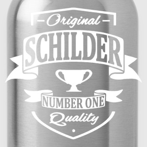 Schilder T-shirts - Drinkfles