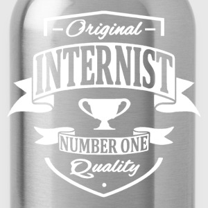 Internist T-shirts - Drinkfles