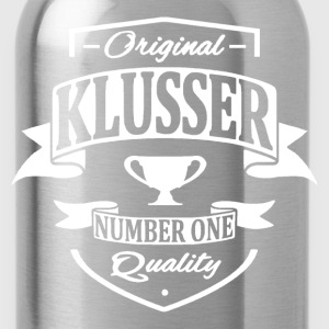 Klusser T-shirts - Drinkfles