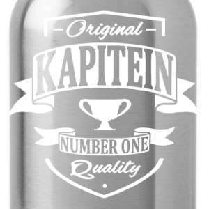 Kapitein T-shirts - Drinkfles
