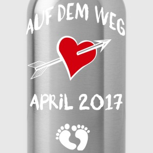 On the way (April 2017) Shirts - Water Bottle