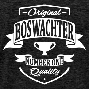 Boswachter Sweaters - Mannen Premium T-shirt