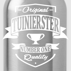 Tuinierster T-shirts - Drinkfles